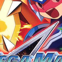 Mega Man Starforce Fire Leo