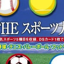 Simple DS Series Vol.29 THE Sports MegaMix