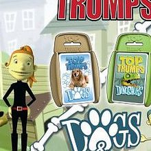 Top Trumps Adventures Vol.2 : Dogs & Dinosaurs