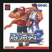SNK vs Capcom : Cardfighters 2 Expand Edition