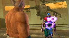 Tekken 5 Dark Resurrection Online