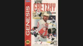 Wayne Gretzky and the NHLPA All-Stars