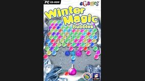 Winter Magic Bubbles