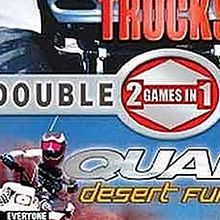 Monster Trucks / Quad Desert Fury