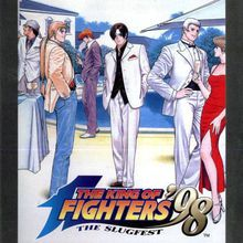 The King of Fighters '98 : The Slugfest