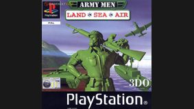 Army Men : Land, Sea, Air