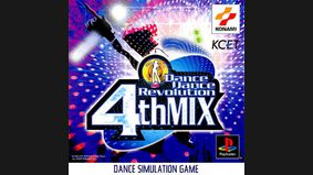 Dance Dance Revolution 4th Mix