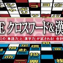 Simple DS Series Vol.33 THE Crossword & Kanji Puzzle