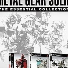 Metal Gear Solid : The Essential Collection