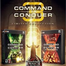 The Command & Conquer 3 Limited Collection