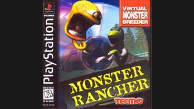 Monster Rancher (US/JAP)
