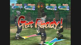 Naruto : Clash of Ninja Revolution - European Version