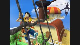 One Piece Unlimited Cruise : Episode 1 - Le Trésor sous les Flots