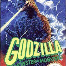 Godzilla : Monster of Monsters !