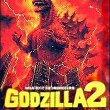 Godzilla 2 : War of the Monsters