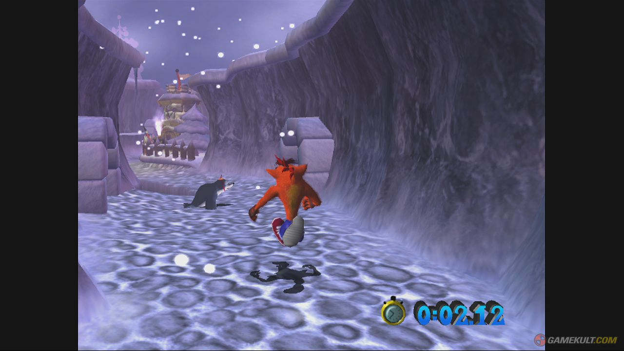 CORTEX DE LA CRASH BANDICOOT GAMECUBE VENGEANCE TÉLÉCHARGER