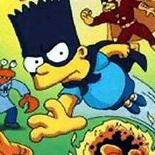 The Simpsons : Bartman Meets Radioactive Man