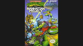 Teenage Mutant Hero Turtles III : The Manhattan Project