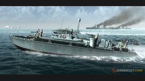 PT Boats : Knights of the Sea