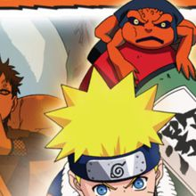 Naruto : Path of the Ninja 2