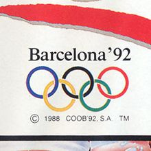 Olympic Gold : Barcelona '92