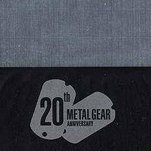 Metal gear 20th anniversary : Metal gear solid collection