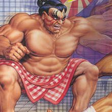 Street Fighter II' Hyper Fighting