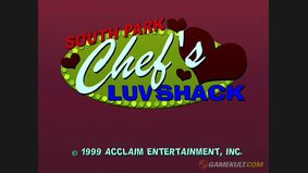 South Park : Chef's Luv Shack