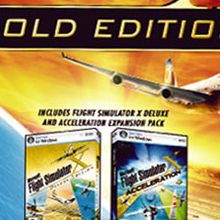 Flight Simulator X GOLD