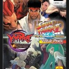 Hyper Street Fighter II / Vampire Darkstalkers Collection Value Pack