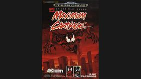 Spider-Man & Venom : Maximum Carnage