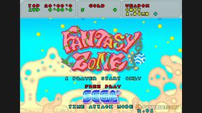 Fantasy Zone Complete Collection