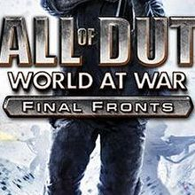 Call of Duty : World at War - Final Fronts