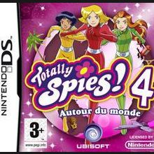 Totally Spies ! 4 : Autour du monde