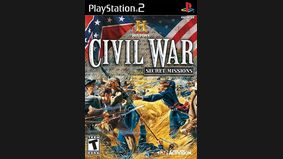 The History Channel Civil War : Secret Missions