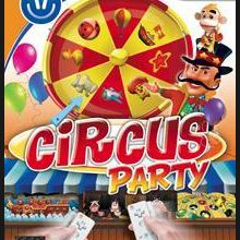 Famille en Folie ! Circus Party