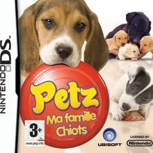 Petz : Ma Famille Chiots