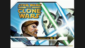 Star Wars The Clone Wars : Duels au Sabre Laser