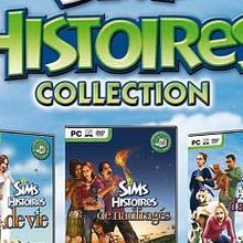 Les Sims : Histoires Collection