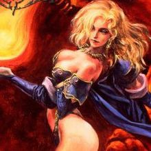Brandish : The Dark Revenant