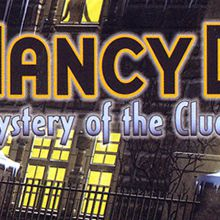 Nancy Drew : The Mystery of the Clue Bender Society
