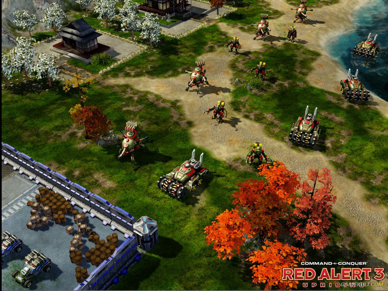 command & conquer alerte rouge 3 la rvolte