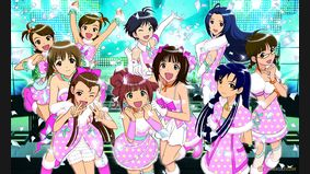 The Idolmaster SP : Missing Moon