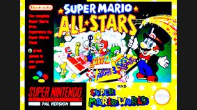 Super Mario All-Stars and Super Mario World