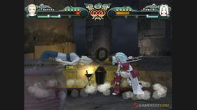 Naruto : Clash of Ninja Revolution 2 European Version