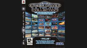 Sega Megadrive Ultimate Collection