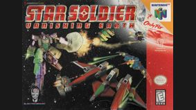 Star Soldier : Vanishing Earth
