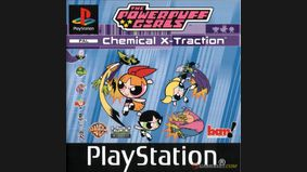 The Powerpuff Girls : Chemical X-Traction