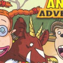 The Wild Thornberrys Animal Adventure