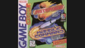 Arcade Classic 1 : Asteroids / Missile Command